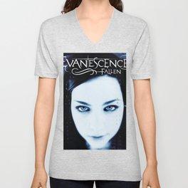 evanescence album 2020 atin9 Unisex V-Neck