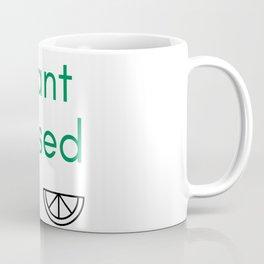 PLANT BASED - VEGAN Coffee Mug