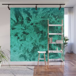 Malachite Dream #1 #gem #decor #art #society6 Wall Mural