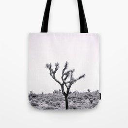 Joshua Tree Monochrome, No. 2 Tote Bag