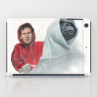mulder iPad Cases featuring Mulder and the ET files by Magdalena Almero