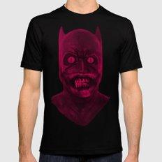 UNDEAD BAT MAN Black MEDIUM Mens Fitted Tee