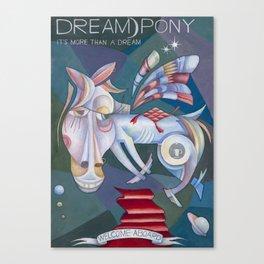 Dream Crew Canvas Print