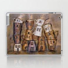 Coffeehouse - draw Laptop & iPad Skin