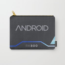 Connor's Android Jacket Carry-All Pouch