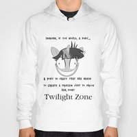 mlp Hoodies featuring MLP: Twilight Zone by turokevie