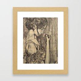 Luglio Framed Art Print