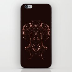 Woman Inside iPhone & iPod Skin
