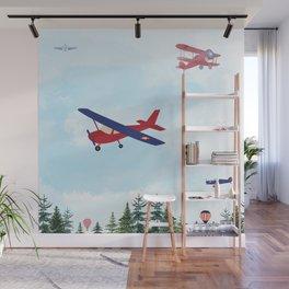 Flying High Wall Mural