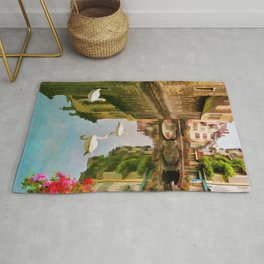 Annecy France Rug