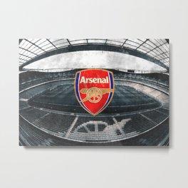 FC Arsenal sketch Metal Print