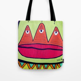 minor fuss Tote Bag
