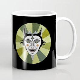 Cat Color Wheel No. 2 Coffee Mug