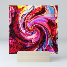 Melting Candy Mini Art Print