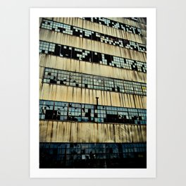 Abandoned Factory Art Print