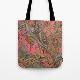 Wrath of Naturally Tote Bag