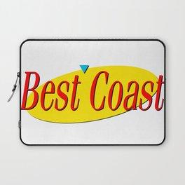 Best Coast - Seinfeld style Laptop Sleeve