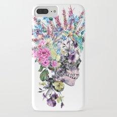 Skull Punk iPhone 8 Plus Slim Case