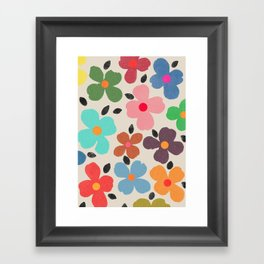 dogwood 1 Framed Art Print