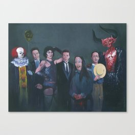 A Cast of Currys Canvas Print