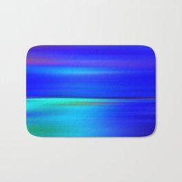 Night light abstract Bath Mat
