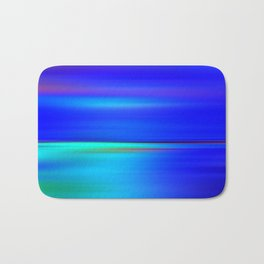Night light abstract Bath Mat