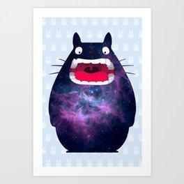 My Neighbor Cosmos Art Print