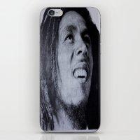 marley iPhone & iPod Skins featuring Marley  by DreWalks