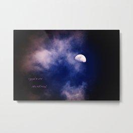 Mark's Moon #152 Metal Print
