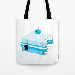 Bookwich Tote Bag