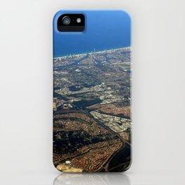 Surfer's Paradise (Gold Coast) Australia iPhone Case