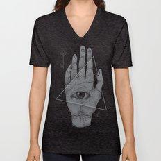 Witch Hand Unisex V-Neck