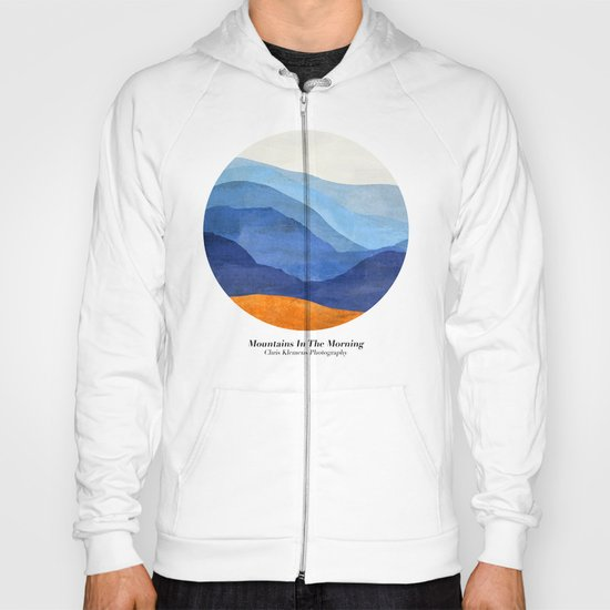 Mountains in the Morning Hoody