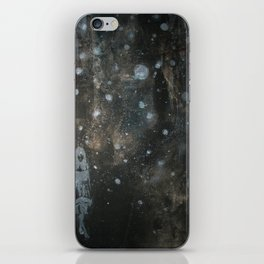 Noctivagant iPhone Skin
