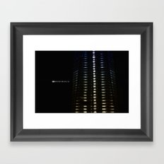 Manhattan Skyline Series 005 Framed Art Print