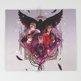 Six of Crows Throw Blanket
