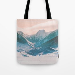Keep Your Face to the Sun Tote Bag