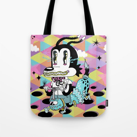 No Training Wheels Required Tote Bag