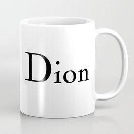 Dion Coffee Mug