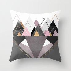 Nordic Wilderness Throw Pillow