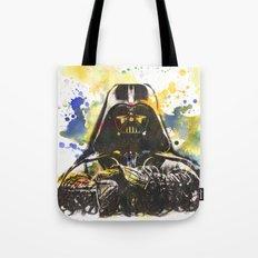 Darth Vader Star Wars Art Tote Bag