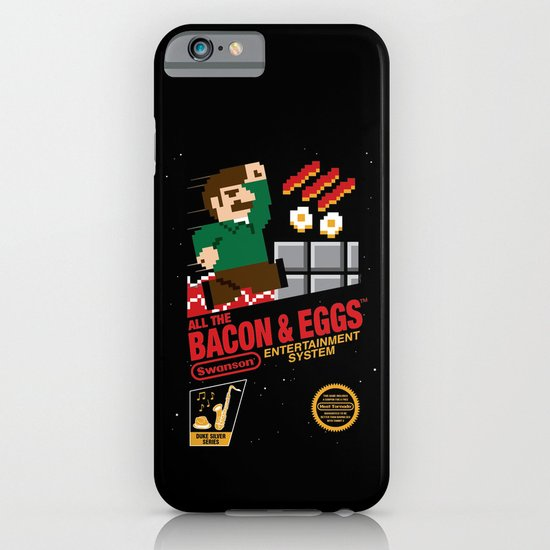 All the Bacon and Eggs iPhone & iPod Case
