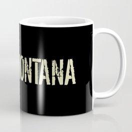 Black Flag: Montana Coffee Mug