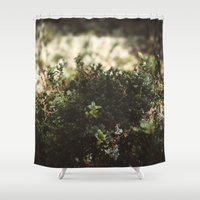 norway Shower Curtains featuring Norway - Cosmos by Andrej Stern