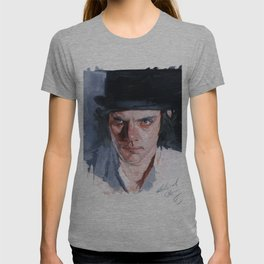 Malcolm McDowell T-shirt