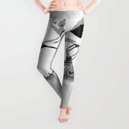 Bicycle Lady Leggings