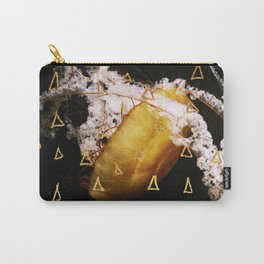 Golden Burn (nautic animal, nature photography) Carry-All Pouch