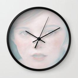 Hazel by Amelia Millard Wall Clock