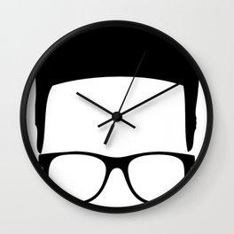 High Top Fade Wall Clock