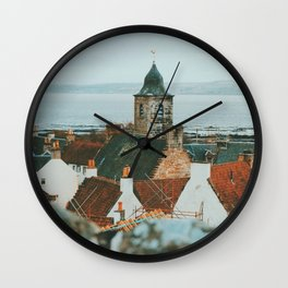 Village of Culross Wall Clock